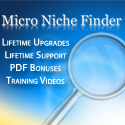 Micro Niche Finder