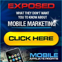 Mobile Affiliate Profits